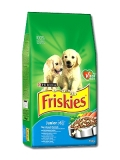 FRISKIES Junior Dry 15kg