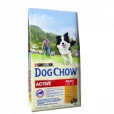 Dog Chow Aktive kura 14kg