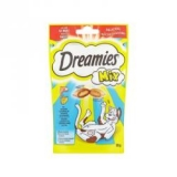 Dreamies losos syr 60g